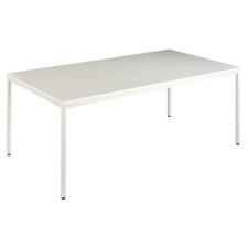 Basic irodai asztal, 140 x 80 x 76 cm, egyenes kivitel irodabútor