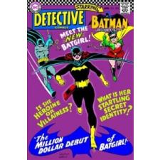 Batgirl The Bronze Age Omnibus Vol. 1 idegen nyelvű könyv