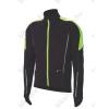 BBB BBW-261 ControlShield téli kerékpáros dzseki, fekete/neon sárga L