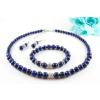 BBH Inspirations Blue Sky lazurit karkötő - nyaklánc - fülbevaló szett