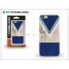 BCN Caseland Apple iPhone 6/6S hátlap - BCN Caseland V Neck Azul - blue