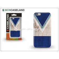BCN Caseland Apple iPhone 6/6S hátlap - BCN Caseland V Neck Azul - blue tok és táska