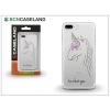 BCN Caseland Apple iPhone 7 Plus/iPhone 8 Plus szilikon hátlap - BCN Caseland Unicornetto - transprarent