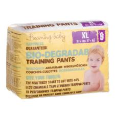 Beaming Baby Biológiailag lebomló XL leszoktató pelenka 19 db pelenka