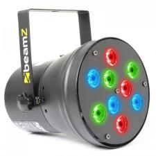 Beamz beam Z LED Par36 Spot LED fényhatás, 9 x 1W, RGB, DMX világítás
