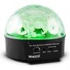 Beamz Starball LED fényeffekt, 6 x RGBWAP LED 25W, távirányító, fekete