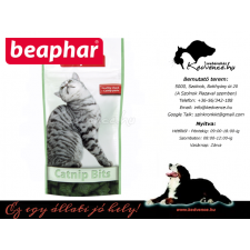 Beaphar Catnip-Bits Macskamentás Jutalomfalat macskának 35g jutalomfalat macskáknak