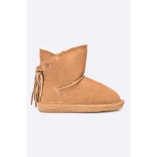 BEARPAW - Gyerek magasszárú cipő Mia Youth - barna