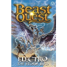 Beast Quest: Electro the Storm Bird – Adam Blade idegen nyelvű könyv