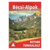 Bécsi-Alpok túrakalauz / Bergverlag Rother