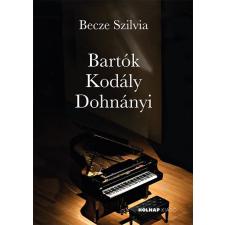 BECZE SZILVIA Bartók - Kodály - Dohnányi rock / pop
