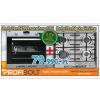 Beépíthető légkeveréses sütő + Gáz főzőlap Csomag 2#