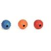 BEEZTEES játék gumilabda síppal kék 7cm