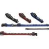BEEZTEES nyakörv mancsminta kék 40-65 cm