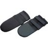 """BEEZTEES védő cipő fekete """"l"""" 2 db"""