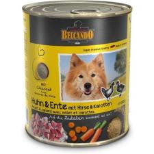 Belcando 12 x 400 gr csirke- és kacsahús kölessel és sárgarépával 4.8kg kutyaeledel