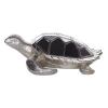 Beliani Ezüst Teknősbéka Figura TORTOISE