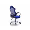 Beliani Irodai szék - Forgószék - Szék - kék iChair