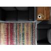 Beliani Színes rövid szálú szőnyeg 140 x 200 cm MARMARIS