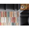 Beliani Színes szőtt szőnyeg 140 x 200 cm FATSA