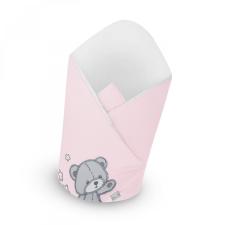 Belisima Pólya Belisima Teddy Bear rózsaszín pólya