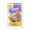 Bella Baby Happy Happy Maxi Plus (4+) méretű pelenka 9 - 20 kg, BIG PACK 62 db Bella Baby