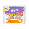 Bella Baby Happy Happy Mini (2) méretű pelenka 3-6 kg, BIG PACK 78 db Bella Baby