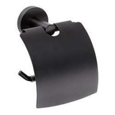 Bemeta Dark fedeles WC papírtartó fürdőkellék