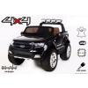 Beneo Elektromos Kisautó Ford Ranger Wildtrak 2 x 12V-4 Kerék Meghajtással-Fekete