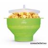 Beneo PoPuP Szilikon Popcorn Készítő Összecsukható-Zöld