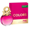 Benetton Colors de Benetton Pink EDT 80 ml