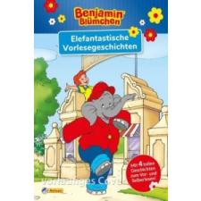Benjamin Blümchen: Elefantastische Vorlesegeschichten – Kiddinx Media GmbH idegen nyelvű könyv
