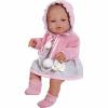 Berbesa Luxus spanyol baba-kisbaba Berbesa Amanda 43cm
