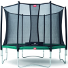 Berg Favorit 380 trambulin + védőháló Comfort 380