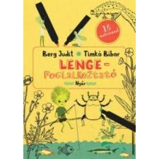Berg Judit Lenge-foglalkoztató - Nyár - 16 matricával gyermek- és ifjúsági könyv