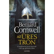 Bernard Cornwell Az üres trón irodalom