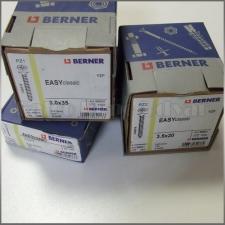 Berner forgácslap csavar 4x40mm PZ2 barkácsolás, csiszolás, rögzítés