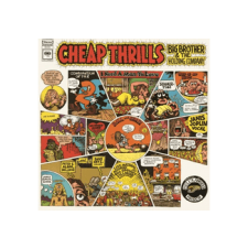 BERTUS HUNGARY KFT. Big Brother & The Holding Company - Cheap Thrills (Vinyl LP (nagylemez)) rock / pop