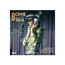BERTUS HUNGARY KFT. David Bowie - Bowie at the Beeb - The Best of the BBC Radio Sessions 68-72 (Limited) (Vinyl LP (nagylemez)) rock / pop