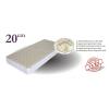 Best Dream Wools vákummatrac (200x200 cm)