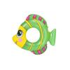 Bestway | Bestway | Gyermek felfújható úszógumi Bestway halalakú zöld | Zöld |