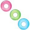Bestway : felfújható színes úszógumi - 76 cm, több színben