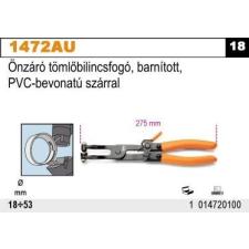 Beta 1472AU önzáró tömlőbilincsfogó, barnított, PVC-bevonatú szárral fogó