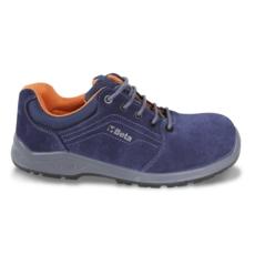 Beta 7210PB/41 perforált hasítottbőr munkavédelmi cipő, 41 méret