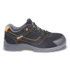 Beta 7214FN/35 action nabuk bőr munkavédelmi cipő, mérsékelten vízálló kopásálló orrvédő betéttel, 35 méret