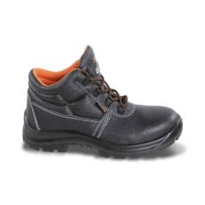 Beta 7243FT/35 bőr munkavédelmi cipő, mérsékelten vízálló orrvédő és áthatolásvédett középtalp nélkül, 35 méret
