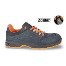 Beta 7252NKK//40 Nubukbőr munkavédelmi cipő, mérsékelten vízálló, Mikrofaser-betéttel, 40 méret