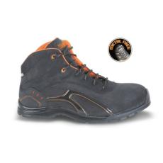 Beta 7350RP/45 Nubuck-Look munkavédelmi cipő, mérsékelten vízálló, gumitalp puha PU-profillal, 45 méret