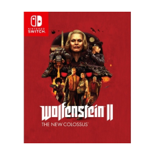 Bethesda GAME SWITCH Wolfenstein II: The New Colossus hub és switch