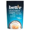 Bett'r bio kókusz chips francia teng.sós 70 g